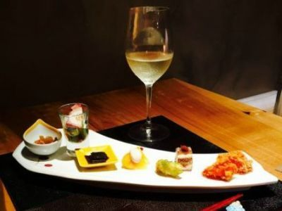 restaurante izariya madrid variado japonés