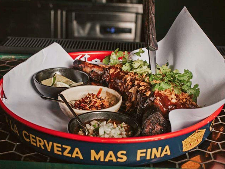 machete restaurante mexicano salón cascabel
