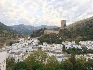 Cazorla en la ruta por Jaén del Aceite de Oliva Virgen Extra Picual