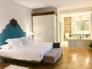 Aceite de Oliva Virgen Extra Picual Hotel Palacio de Úbeda por dentro