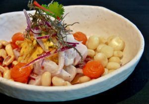 Mejores restaurantes peruanos de madrid, ceviche, tiradito, cocina peruana