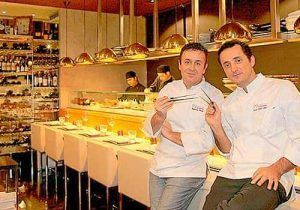 Mejores restaurantes japoneses de madrid, 99 Sushi Bar