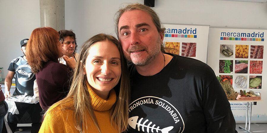 Chema de Isidro Gastronomía Solidaria