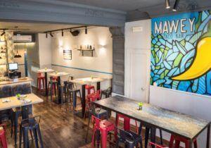 Mejores-Restaurantes-Mexicanos-Madrid-Restaurante-Mawey-Taco-Bar-Local