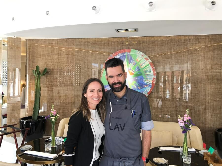 Restaurante LAV León