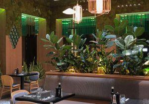 El Restaurante Hielo y Carbón está ubicado en el Hotel Hyatt Centric Gran Vía de Madrid. El Chef al mando es Pablo Bernal de la Cierva, que ofrece dos tipos de cocina, Peruana, como el Ceviche de Rosa Merino y Española, como el Chocolate con Churros. Amplia y original coctelería. Brunch los Domingos.