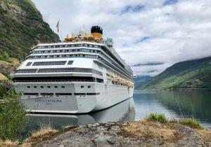 Fiordos Noruegos crucero-Salmón Ahumado Salvaje