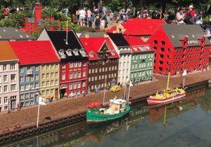 Arhus Legoland Casas-Salmón Ahumado Salvaje