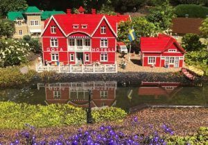 Aarhus Legoland Casa-Salmón Ahumado Salvaje