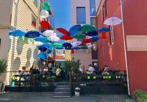 Kristiansand Paraguas-Salmón Ahumado Salvaje