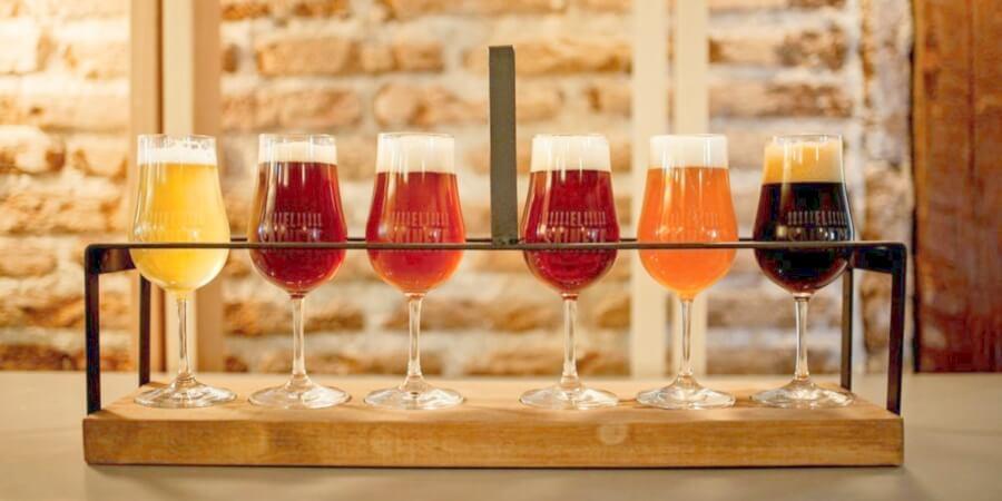 Restaurante-El Sainete-Madrid-Cerveza