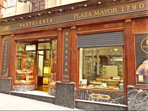 mejor-palmera-chocolate-Madrid-Pastelería-Plaza-Mayor
