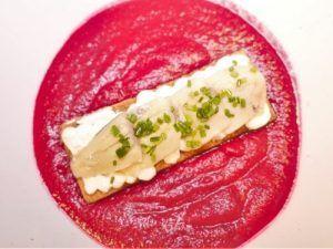Restaurante-Fortuny-Madrid-Crema-Remolacha-y-Parrocha