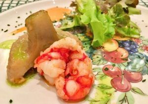 Restaurante-La-Paloma-Madrid-Alcachofa-y-Carabinero