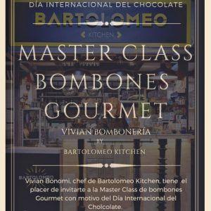 Salón-Internacional-del-Chocolate-Madrid-Master-Class-Bombones-Gourmet-Vivian-Bonomi-Invitación