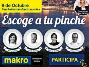 San-Sebastián-Gastronomika-Escoge-a-tu-pinche-con-Makro