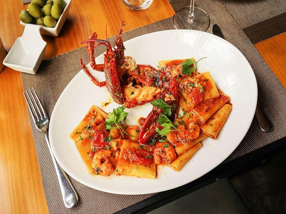 Mejores-Restaurantes-Italianos-Madrid-Ornella-Paccheri-All-astice