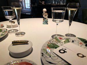 Restaurante-Coque-Madrid-Vajilla