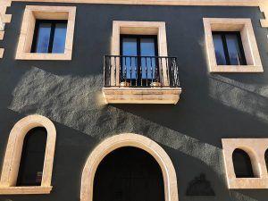 Alicante-Gastronomía-Mesón-Pincelín-Almansa-Fachada