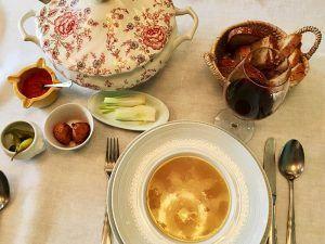 Cocido-Madrileño-Carmen-Casa-de-Cocidos-Sopa