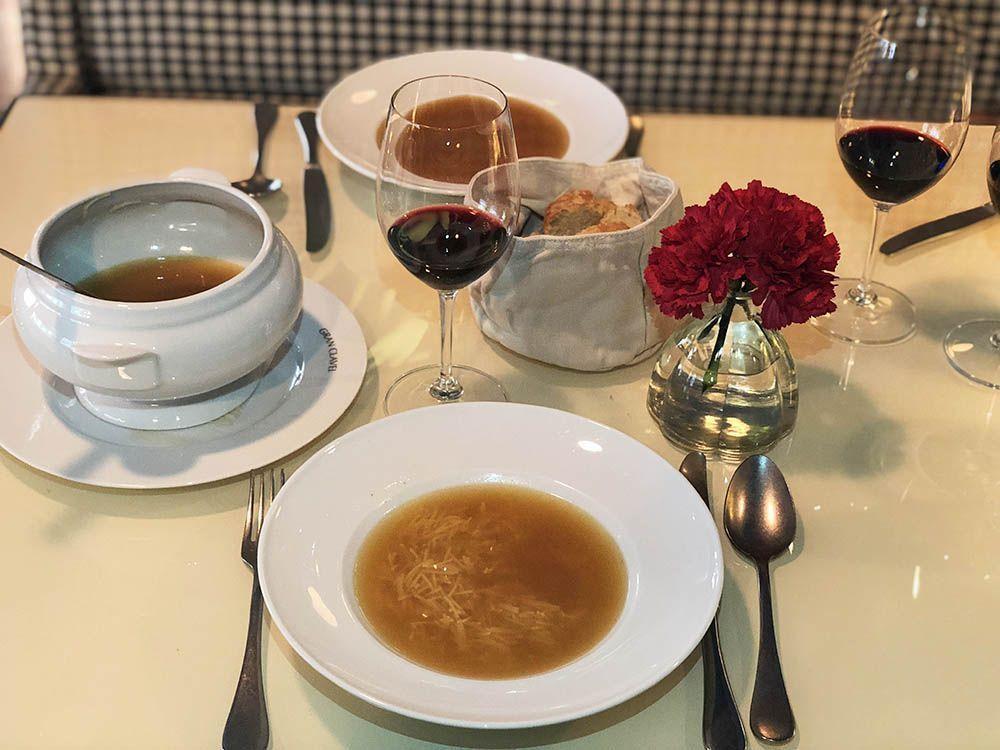Cocido-Madrileño-El-Gran-Clavel-Sopa