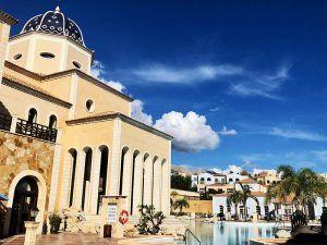Alicante-Gastronomía-Hotel-Meliá-Villaitana-Golf-Villaitana-Piscina