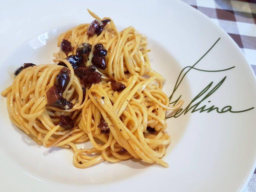 Mejores-Restaurantes-Italianos-Madrid-Fellina-Pasta-Carbonara