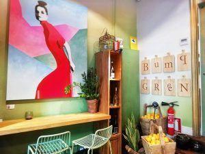 Mejores-Restaurantes-Saludables-Madrid-Bump-Green-Decoración
