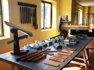 Turron-de-Jijona-Museo-del-Turrón-Planchas
