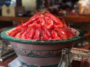 Gamba roja de Nou Manolín escapada a Alicante para conocer su gastronomía