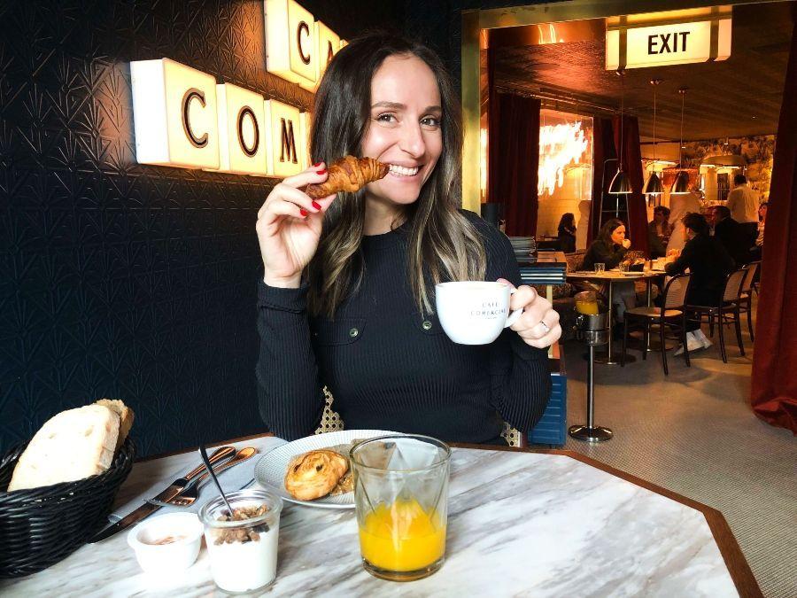 los mejores brunch de madrid café comercial