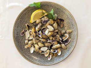 Gastronomía-Valencia-Balandret-Tellinas