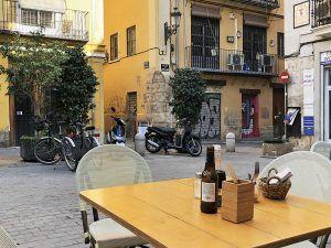 Gastronomía-Valencia-Brunch-Corner-Terraza