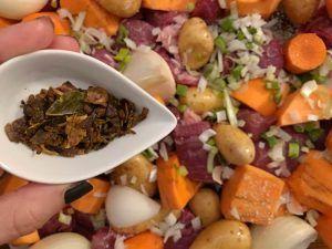 Guiso-de-Carne-con-Curry-Vadouvan-Elaboración