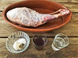 Receta-de-Cordero-Al-Horno-Ensalada-de-Escarola-Ingredientes