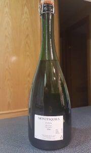 brindar con champagne o cava