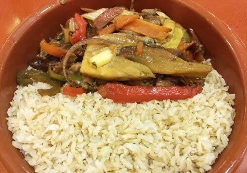 mejores restaurantes saludables madrid- verduras