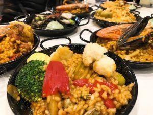Gastronomía Mercado San Miguel