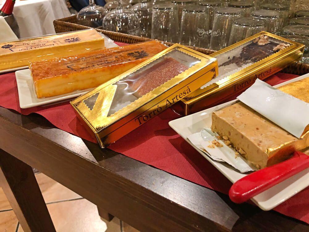 Escapada-Gastronómica-Girona-Cau-del-Pescador-Turrones