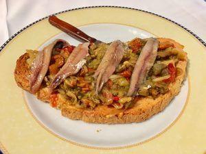 Escapada-Gastronómica-Girona-El-Pedró-Pals-Anchoas