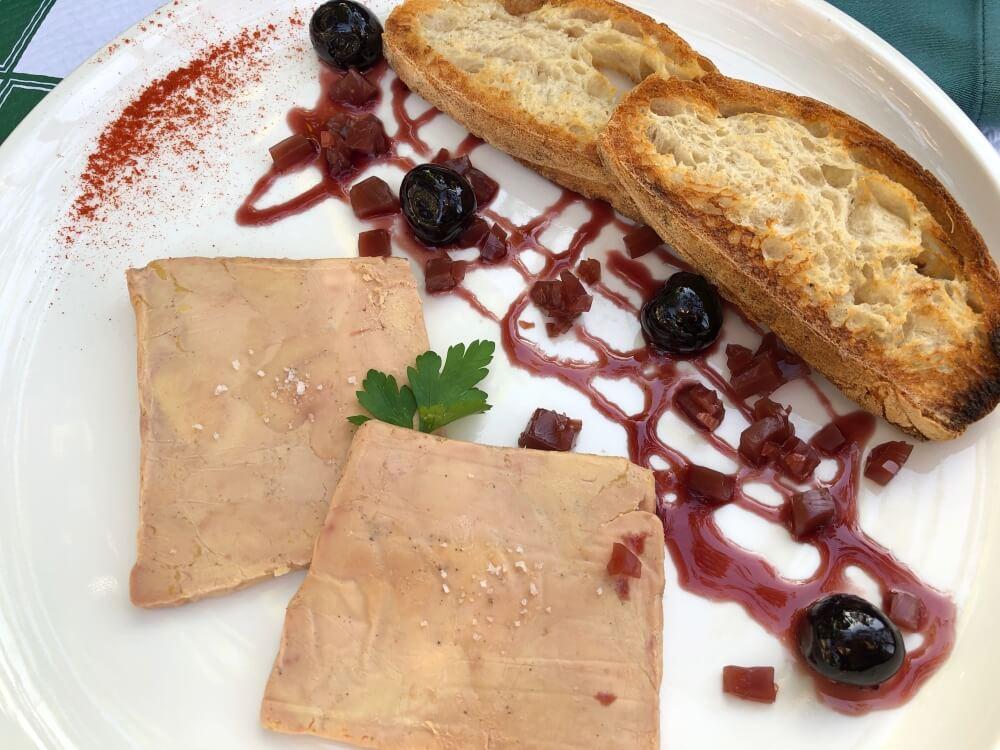 Gastronomía-Perpignan-Carcassonne-Narbonne-Café-Vienne-Foie-Grass