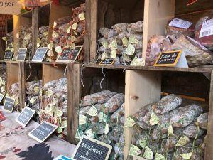 Gastronomía-Perpignan-Carcassonne-Narbonne-Mercado