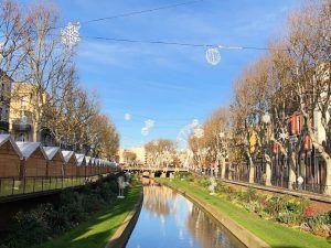 Gastronomía-Perpignan-Carcassonne-Narbonne-Río