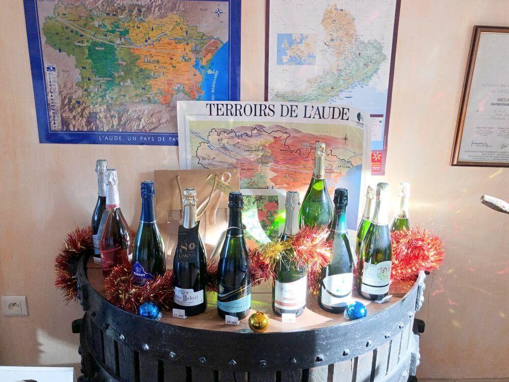 Gastronomía-Perpignan-Narbonne-Carcassonne-Bodega-Robert-de-Limoux-Productos