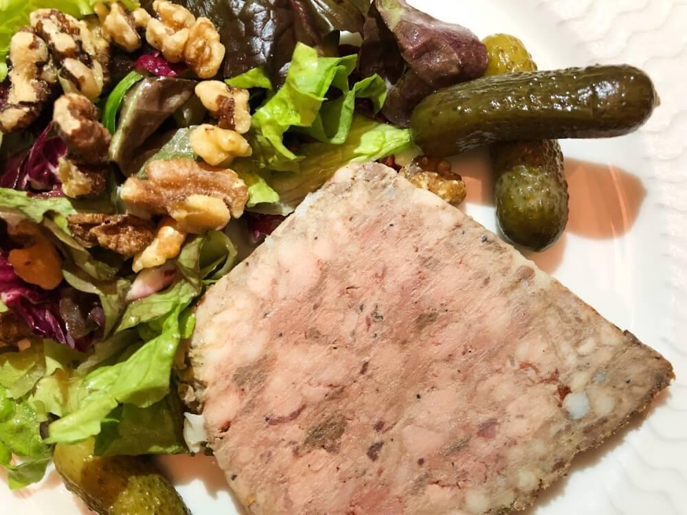 Gastronomía-Perpignan-Narbonne-Carcassonne-Brasserie-Le-Donjon-Plato