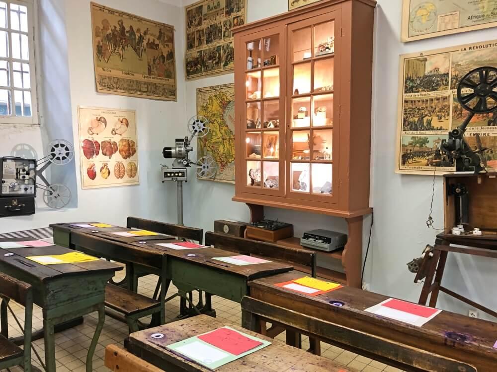 Gastronomía-Perpignan-Narbonne-Carcassonne-Museo-Escuela