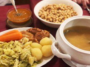 Tendencias-Gastronómicas.2018-Restaurante-Horno-de-Santa-Teresa-Cocido-Madrileño