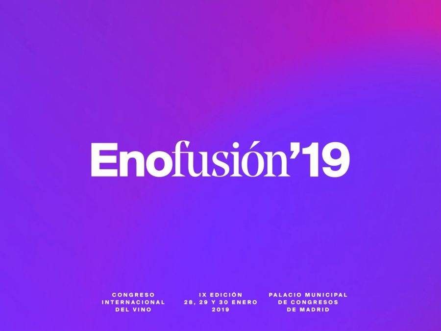 IX Edición Enofusión 2019- Madrid