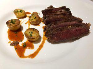 Restaurante Álbora Alta cocina saludable
