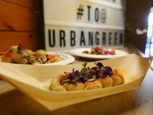 Market Stories Restaurante Urban Green comida
